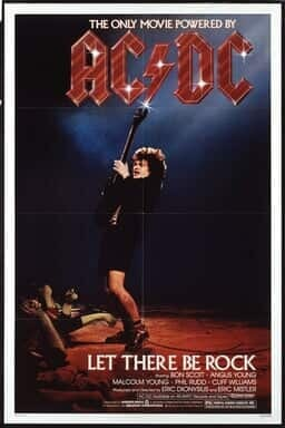 AC/DC Let There Be Rock - Key Art