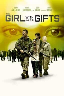 The Girl With All The Gifts - Key Art