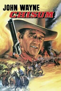 Chisum - Key Art