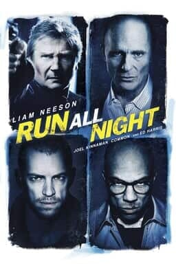 Run All Night - Key Art