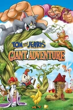 Tom and Jerry's Giant Adventure - Key Art