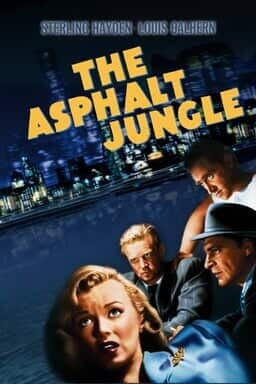 The Asphalt Jungle - Key Art
