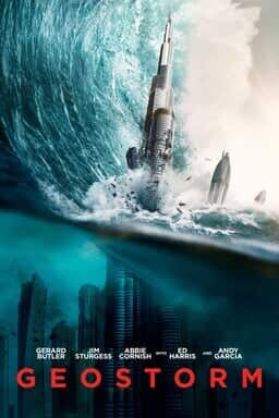 Geostorm - Key Art