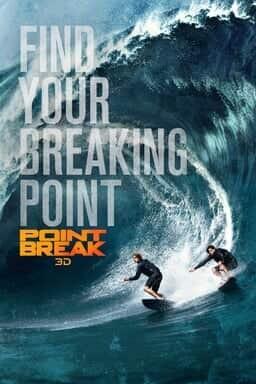 Point Break - Key Art
