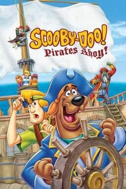 Scooby-Doo! Pirates Ahoy - Key Art