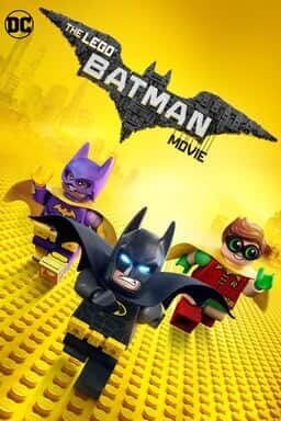 LEGO: Batman - The Movie - Key Art
