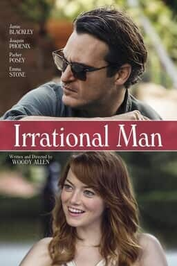 Irrational Man - Key Art