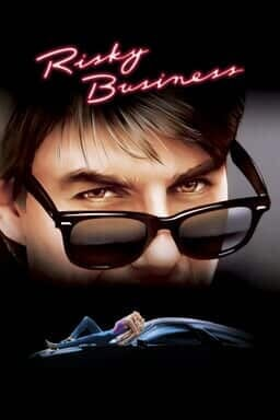 Risky Business - Key Art