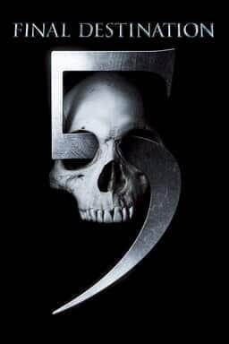 Final Destination 5 - Key Art