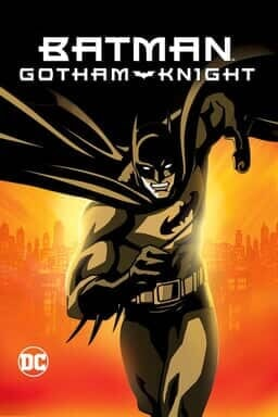 Batman: Gotham Knight - Key Art