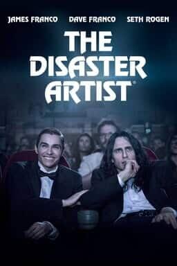 The Disaster Artist - Key Art