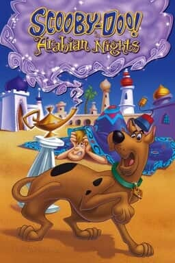 Scooby-Doo! Arabian Nights - Key Art