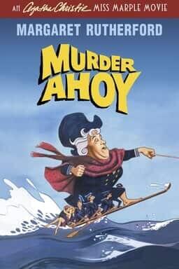 Murder Ahoy - Key Art