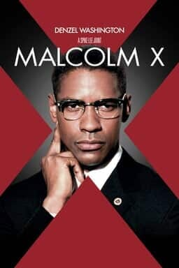 Malcolm X - Key Art