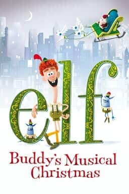Elf: Buddy's Musical Christmas - Key Art