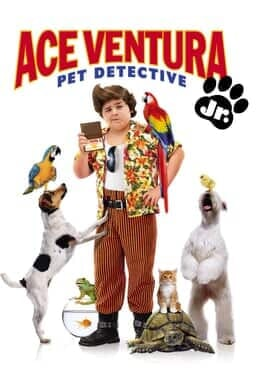 Ace Ventura: Pet Detective Jr. - Key Art