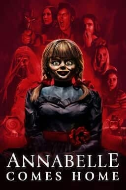 Annabelle Comes Home - Key Art