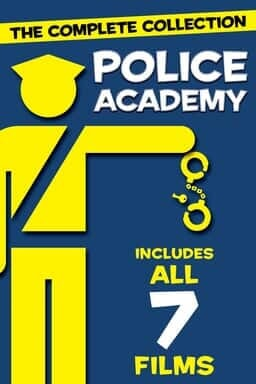 Police Academy: The Complete Collection - Key Art