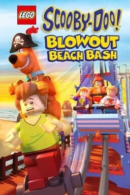 LEGO® Scooby Doo Blowout Beach Bash - Key Art