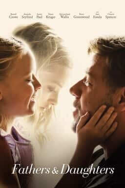 Fathers & Daughters - Key Art
