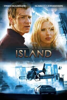 The Island - Key Art