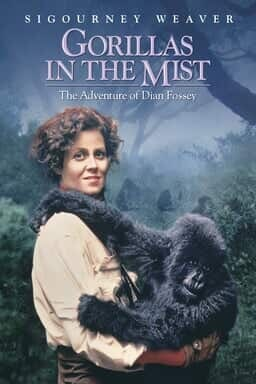Gorillas in the Mist - Key Art
