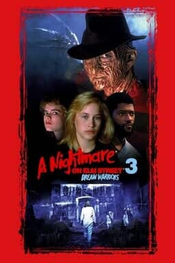 A Nightmare On Elm Street 3: Dream Warriors - Key Art