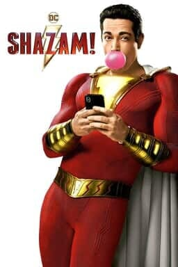 Shazam! - Key Art