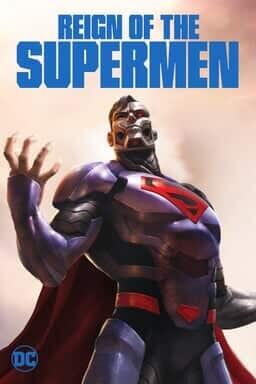Reign of Supermen - Key Art
