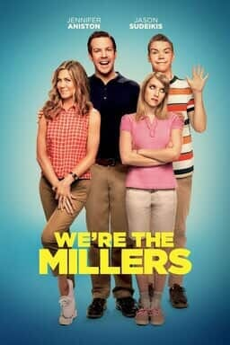 We're the Millers - Key Art
