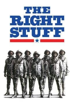 The Right Stuff - Key Art