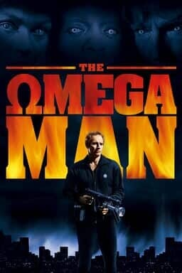 The Omega Man - Key Art