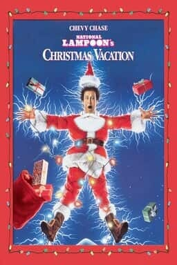 National Lampoon's Christmas Vacation - Key Art
