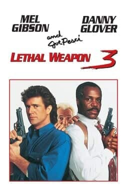 Lethal Weapon 3 - Key Art