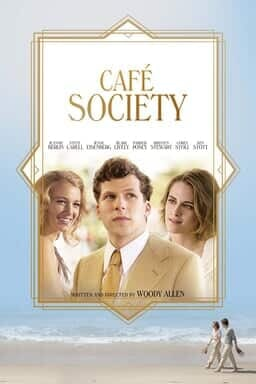 Café Society - Key Art