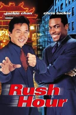 Rush Hour - Key Art
