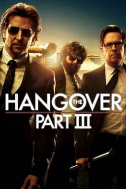 The Hangover Part III - Key Art