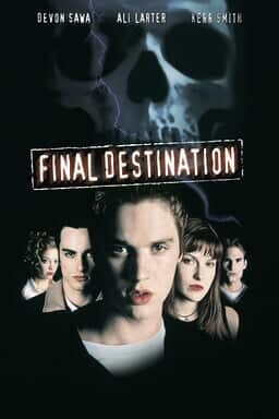 Final Destination - Key Art