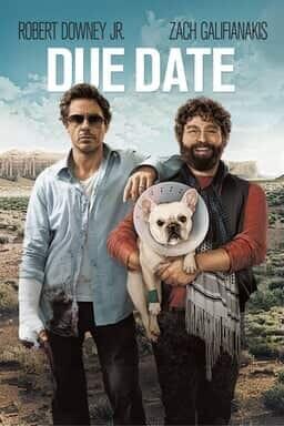 Due Date - Key Art
