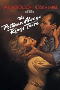 The Postman Always Rings Twice - Key Art