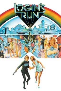 Logan's Run - Key Art