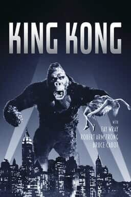 King Kong (1933) - Key Art