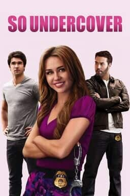 So Undercover - Key Art
