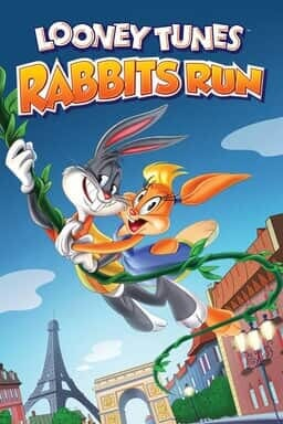 Looney Tunes Rabbits Run - Key Art
