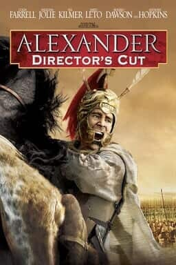 Alexander: Director's Cut - Key Art