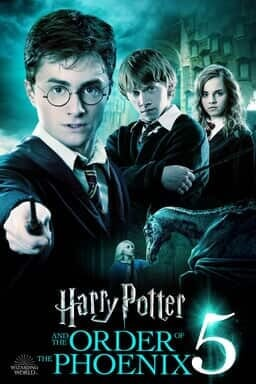Harry Potter & The Order of the Phoenix  - Key Art
