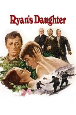 Ryan's Daughter - Key Art
