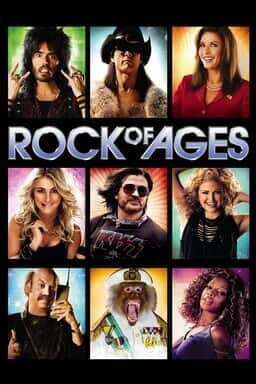 Rock of Ages - Key Art