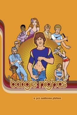 Boogie Nights - Key Art