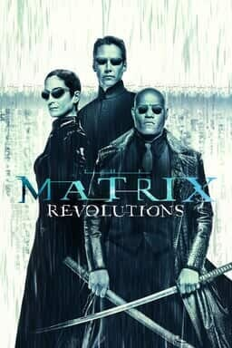 The Matrix Revolutions - Key Art